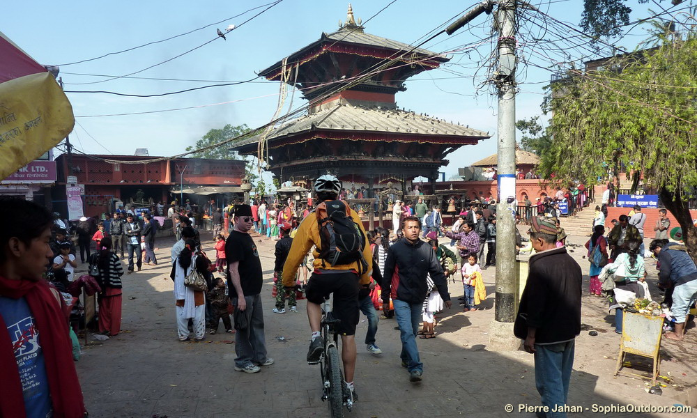 Temple de Manakamana