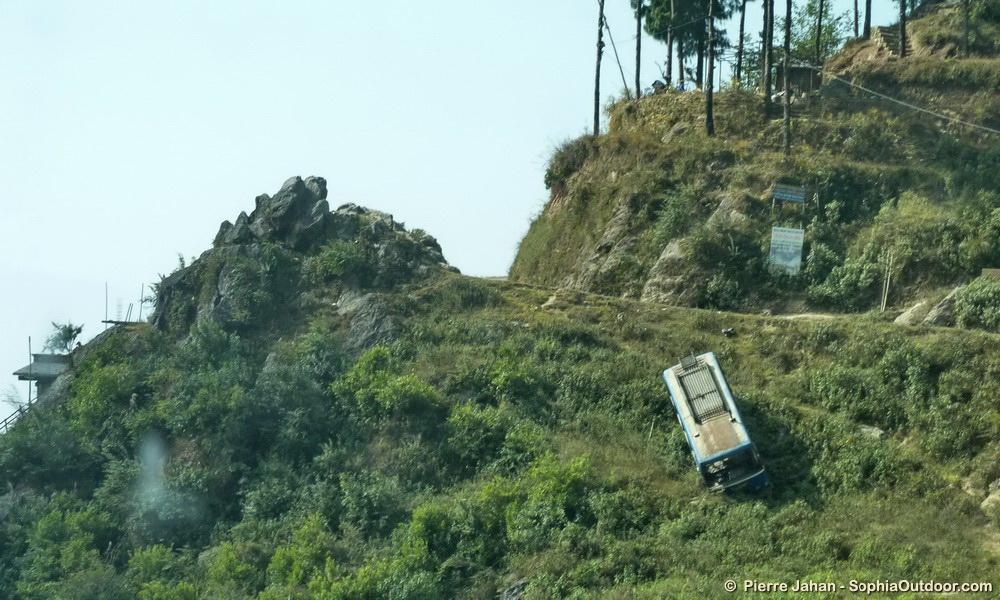 Route Népalaise