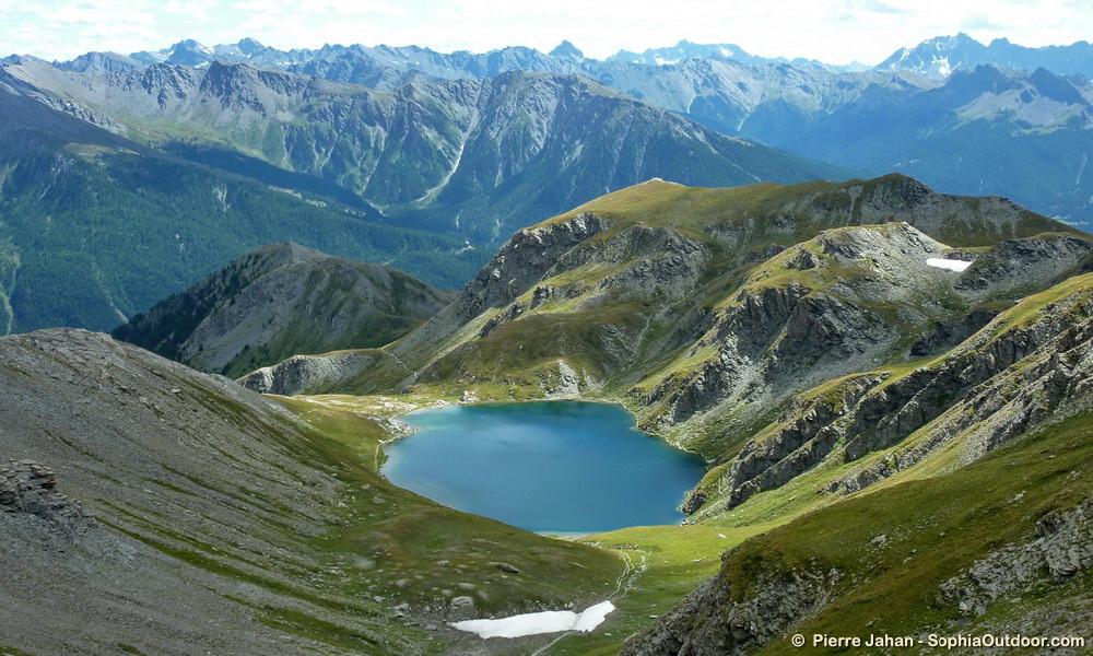 Le lac du Grand Laus