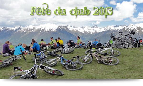 Fête du club 2013