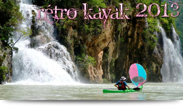 Rétrospective kayak de mer 2013