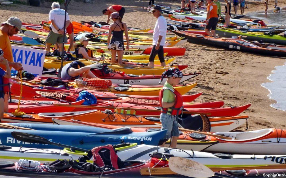 Kayak d'Azur