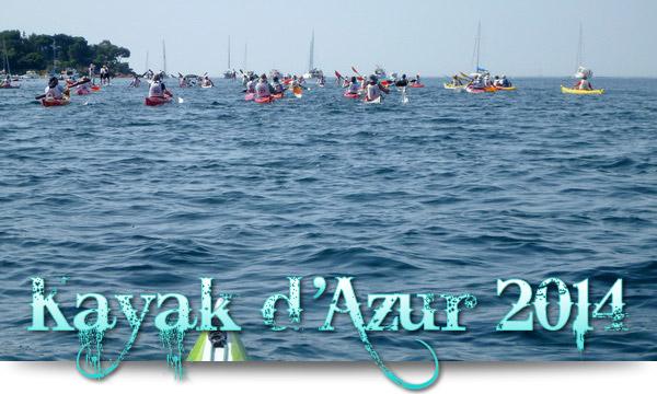 Kayak d'Azur 2014