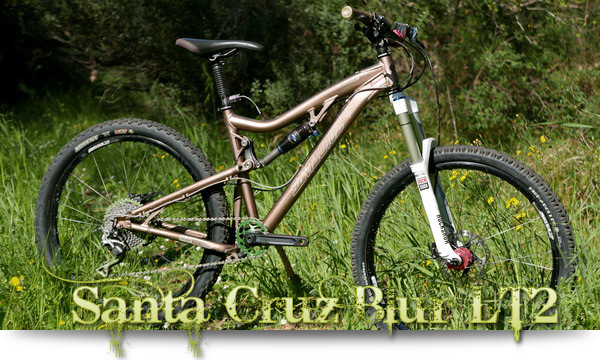 Santa Cruz Blur LT2 – taille S