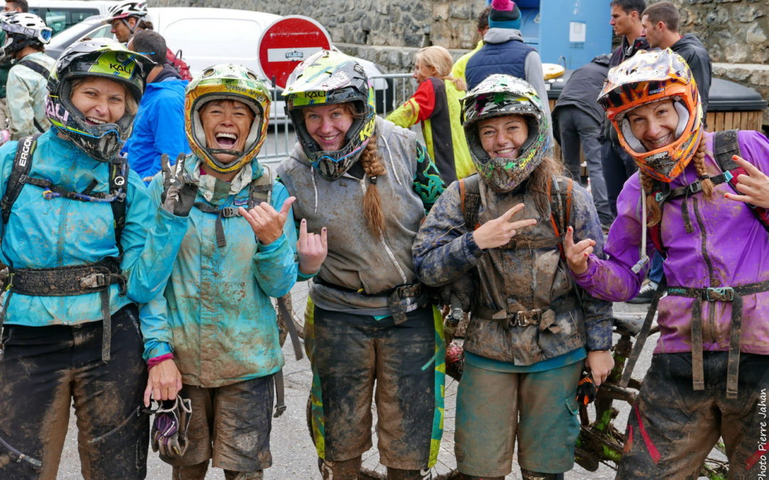 1er Enduro Girls des Portes du Mercantour