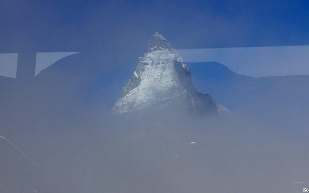 Toblerone ou le frisson du Matterhorn