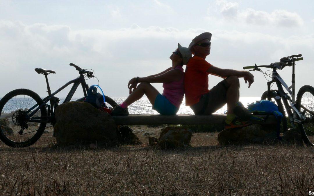 Vélo de montagne, une année 2018