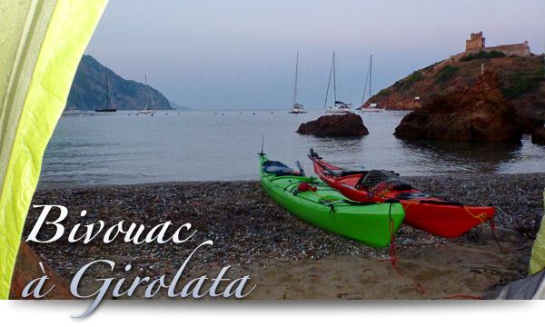 Girolata, Scandola