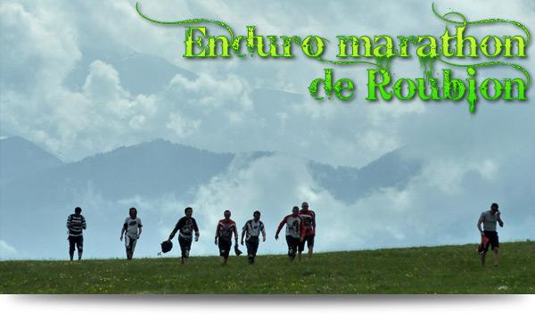 Enduro marathon de Roubion 2010