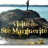 Visite à Sainte Marguerite