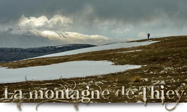 Montagne de Thiey