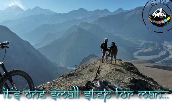 Les hauts plateaux de Muktinath