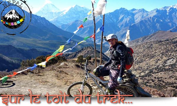 Népal : sur le toit du trek...