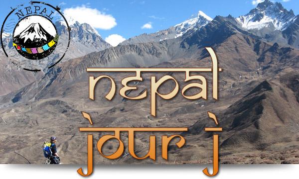 Népal Jour J