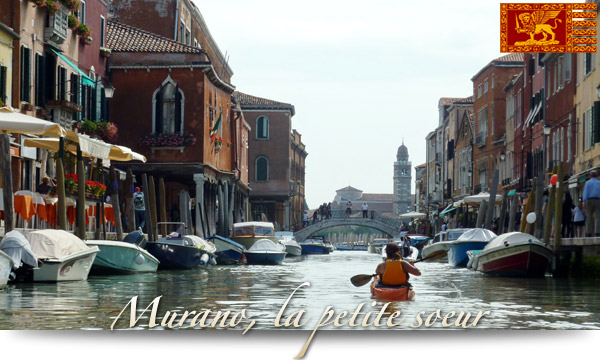 Murano, la petite Venise et ses maîtres verriers